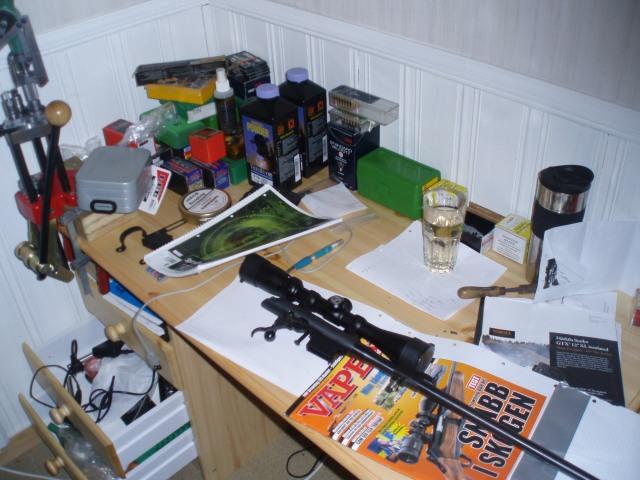 God plass og riktig verktøy er viktig for å få til et slik prosjekt. Jeg hadde ingen av delene.